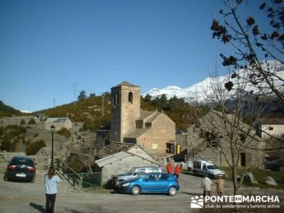 Ainsa; excursiones organizadas desde madrid; grupo senderismo
